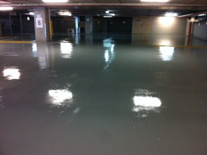 Multi Seal CPS After Rejuvinate Old Car Parks Or Ideal For New
